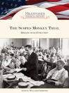The Scopes Monkey Trial eBook